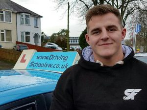 Driving Lessons Torquay, Paignton & Newton Abbot Well done Ben only 3 faults! Ben-Max-300x225