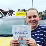 Driving Lessons Torquay, Paignton & Newton Abbot 1 Driver Fault! Kirsty-150x150