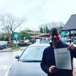Driving Lessons Torquay, Paignton & Newton Abbot Well done James! James-1-150x150